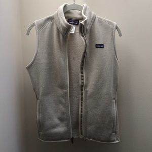 Patagonia 'Better Sweater' Vest, Raw Linen, Small